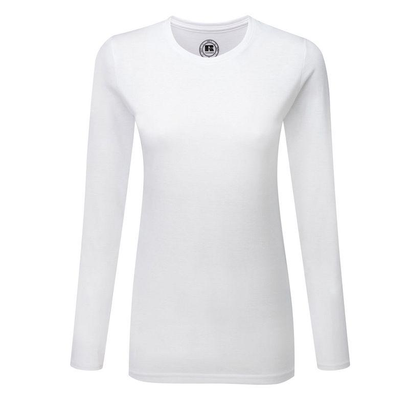 Camiseta Hd M/larga Mujer