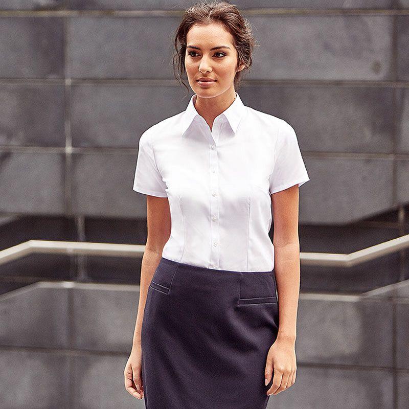 Camisa manga corta Mujer