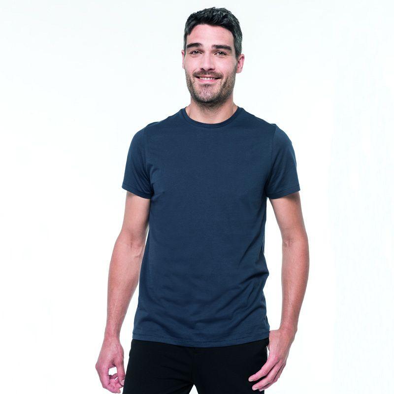 Camiseta Supima® Cuello Redondo M/c Hombre