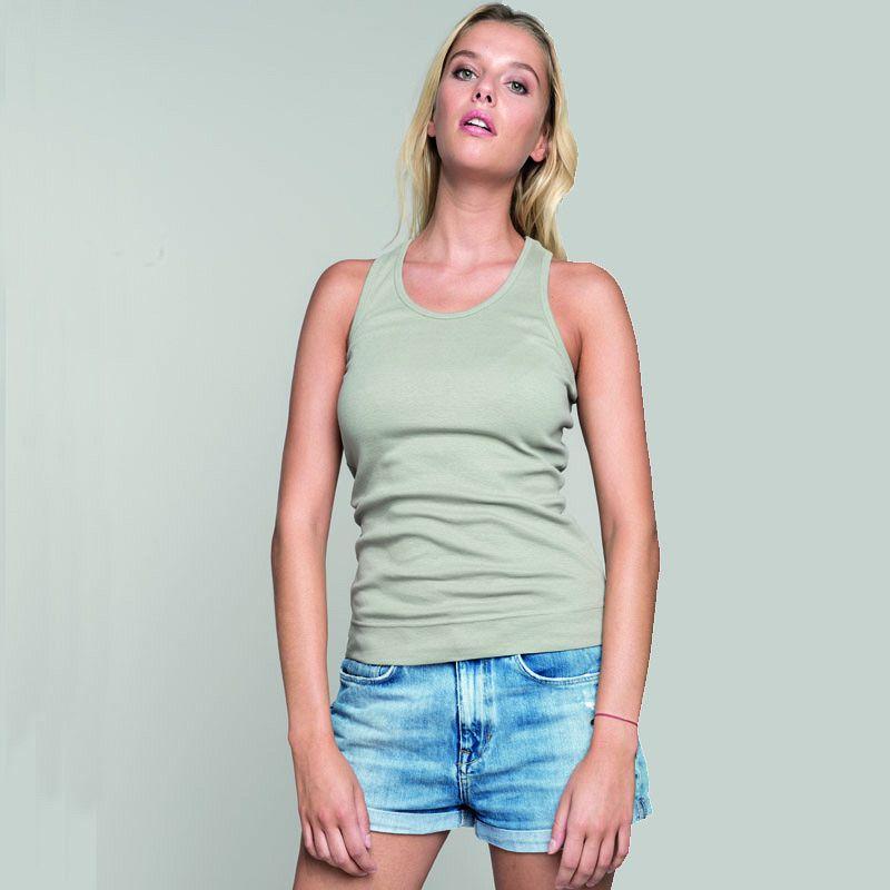 Camiseta Espalda Mariposa Angelina White