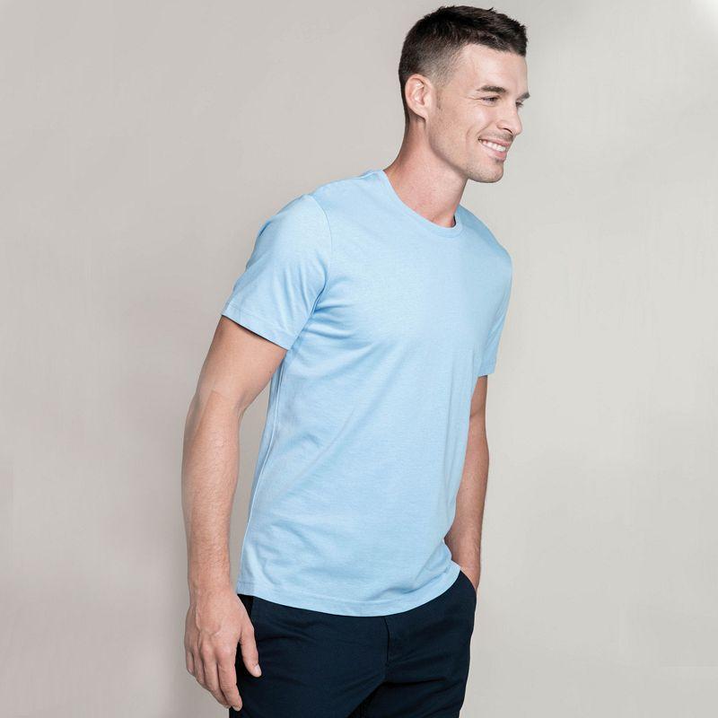 Camiseta Hombre manga corta White