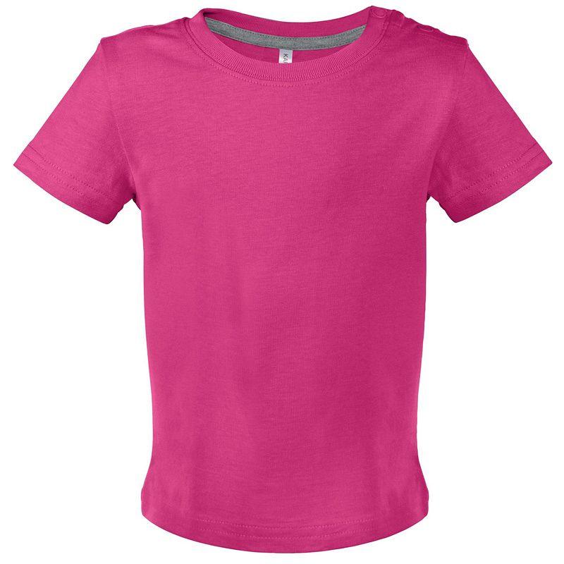 Camiseta M/corta Bebe