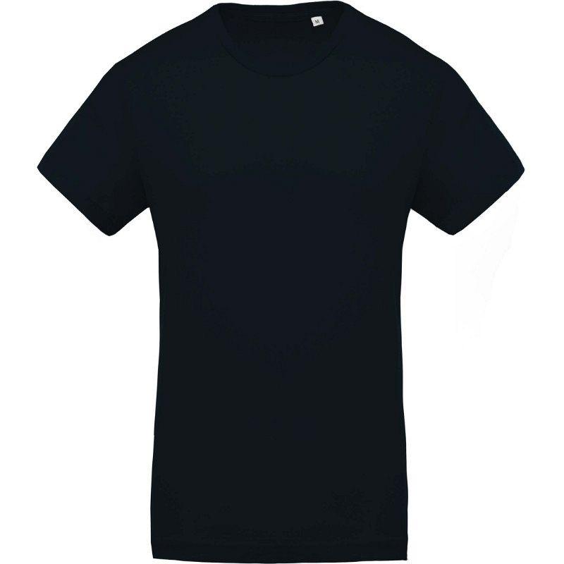 Camiseta Organica Cuello Redondo