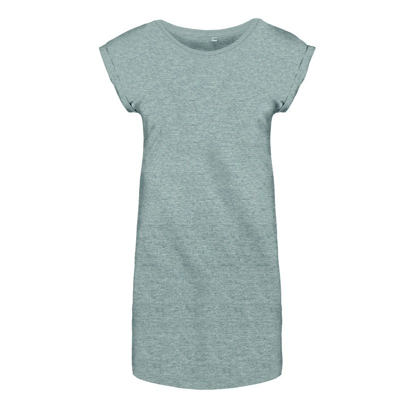 Camiseta larga M/corta Mujer