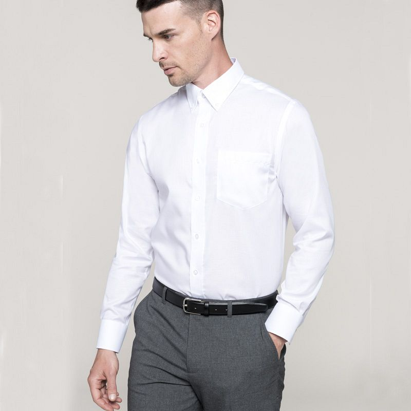 Camisa manga larga Sarga