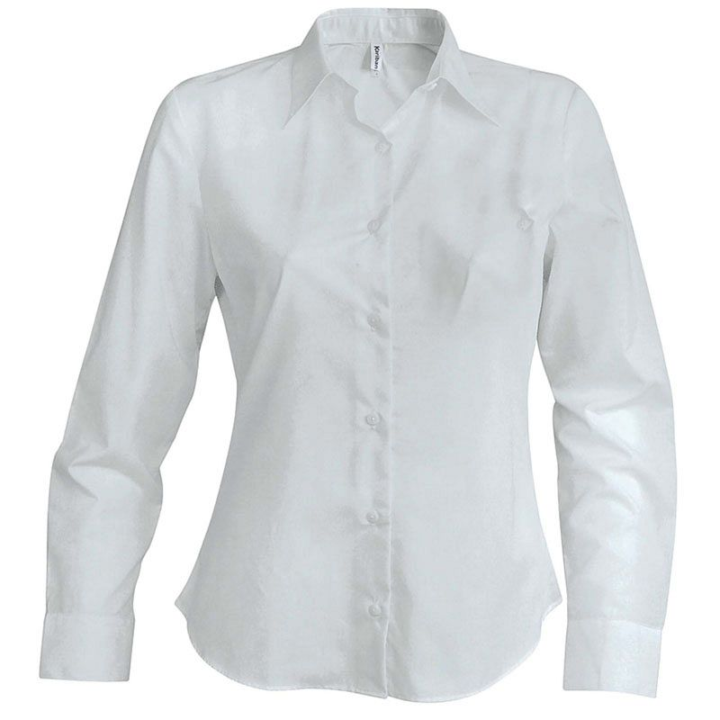 Camisa M/larga Sarga Mujer