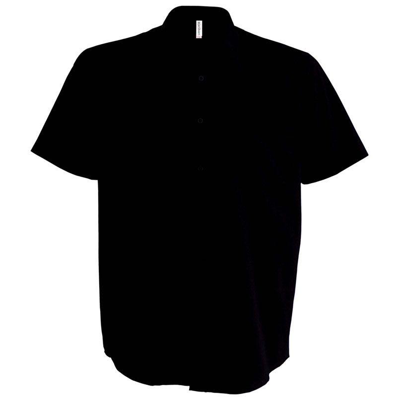 Camisa Sarga manga Corta