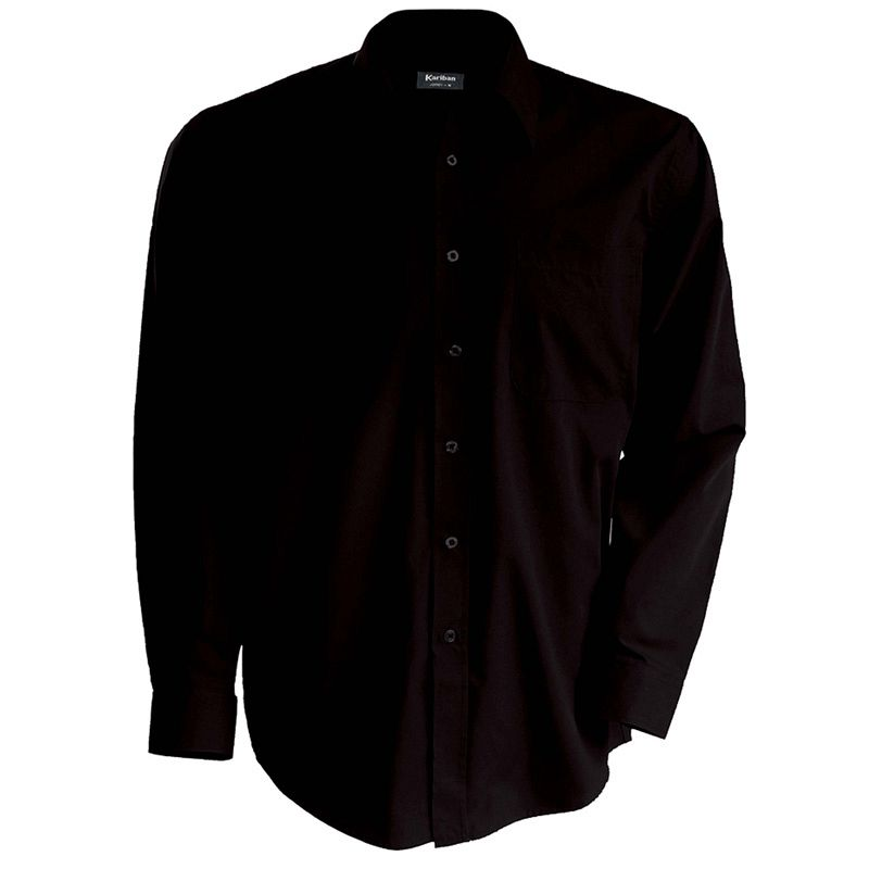 Camisa mezcla manga larga Jofrey