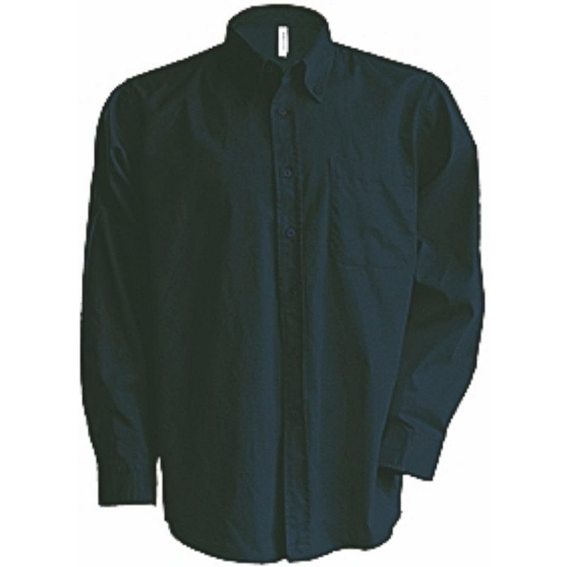 Camisa Algodon manga larga Nevada