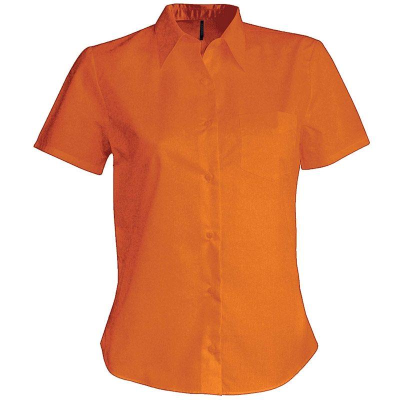 Camisa mezcla manga corta Judith