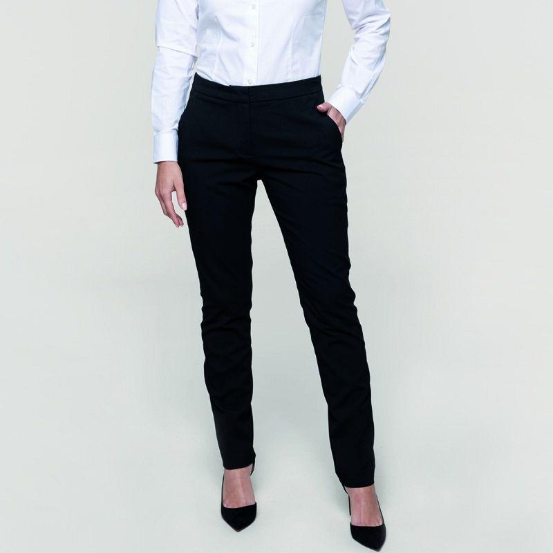 Pantalón de Traje Mujer