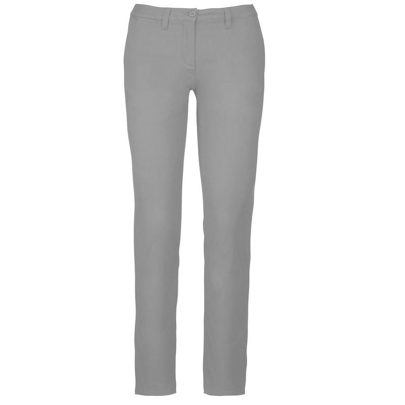 Pantalon Chino Mujer