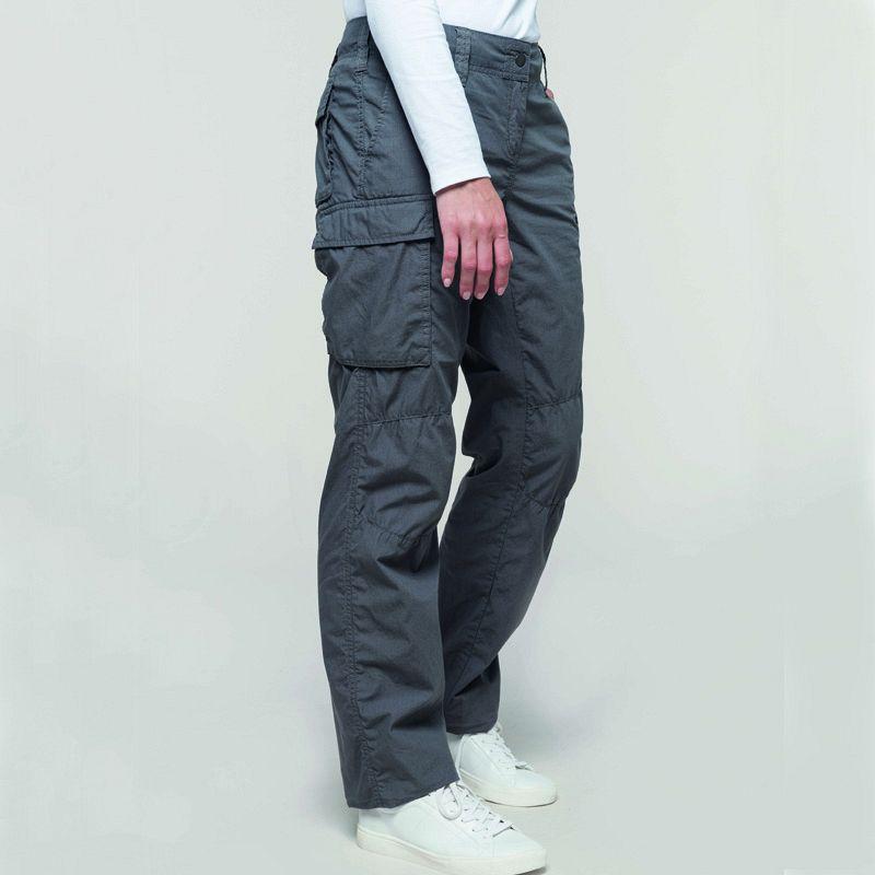 Pantalón Ligero Multibolsillos Mujer