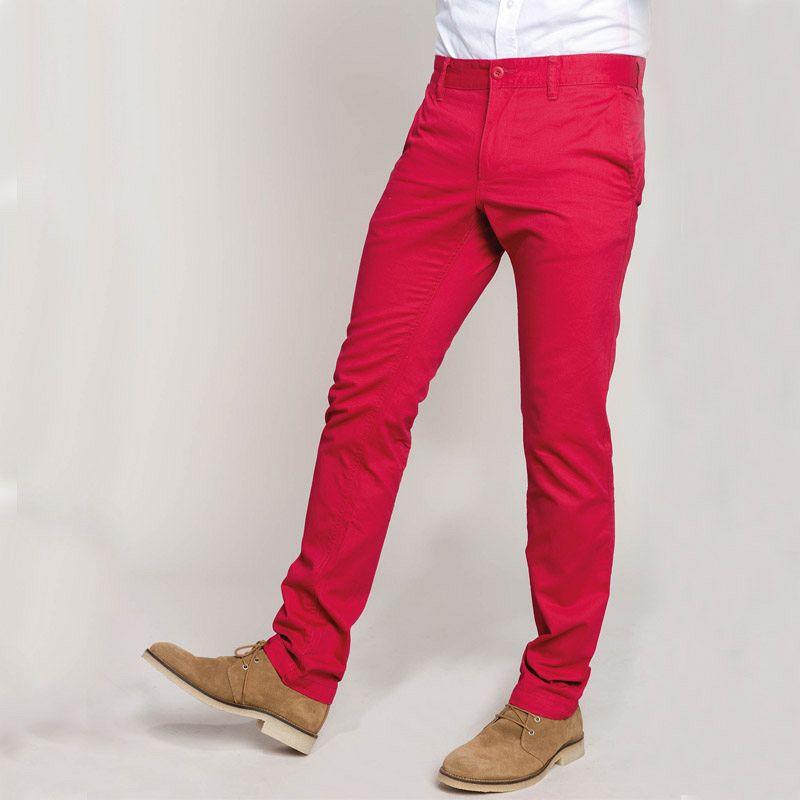 Pantalon Chino Hombre