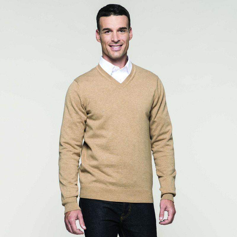 Jersey Cuello Pico Premium