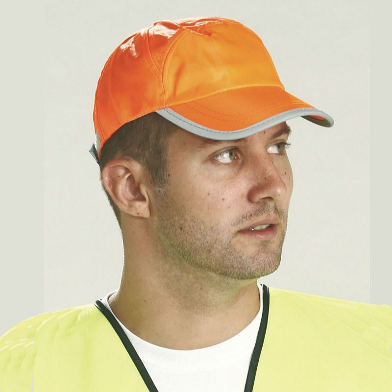 Fluor Security Cap