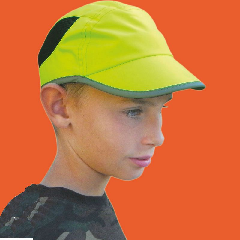 Gorra Security Fluor Kid