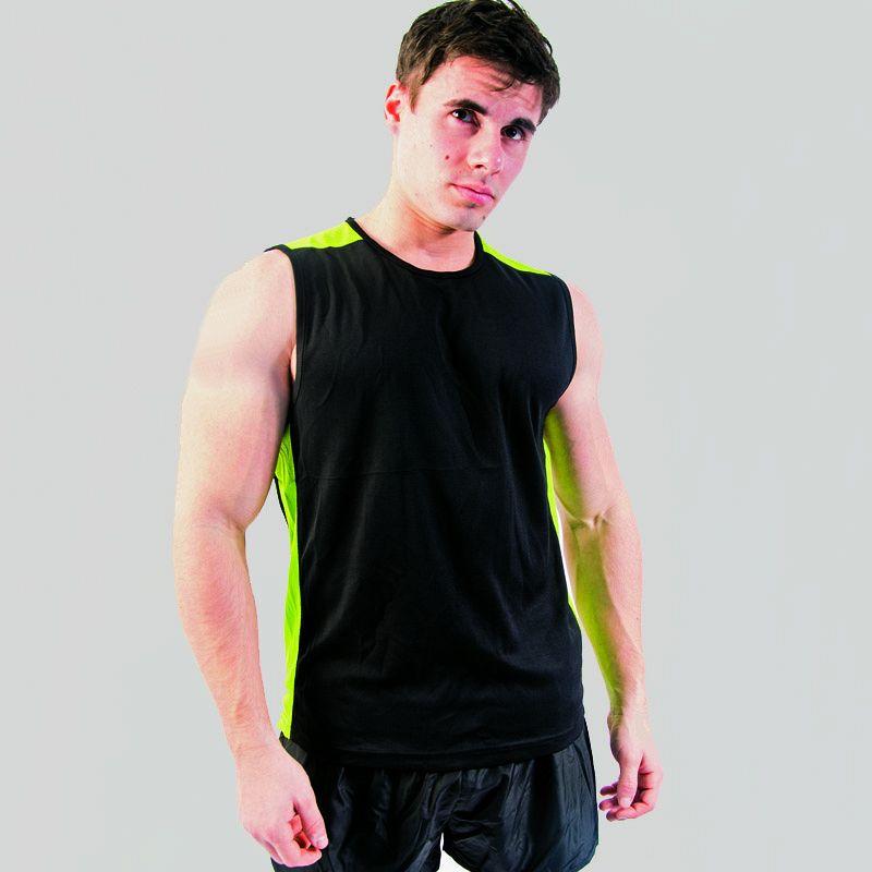 Camiseta Tecnica sin Mangas
