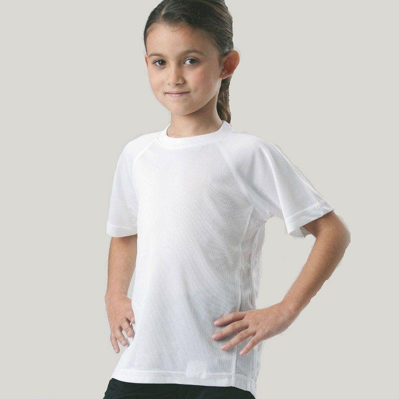 Camiseta Deportiva manga corta Niño