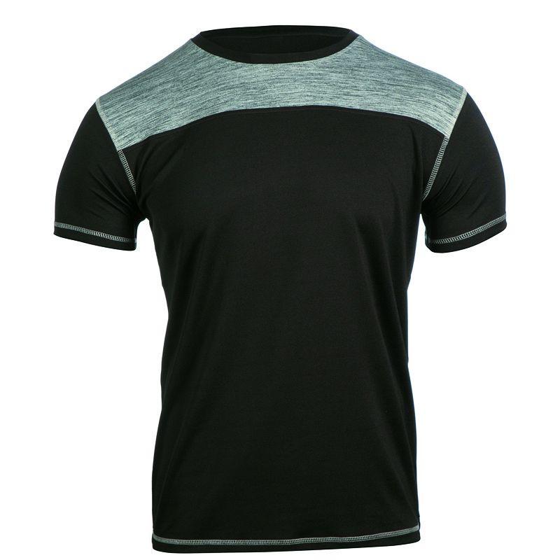 Camiseta Técnica Bicolor M/c Hombre