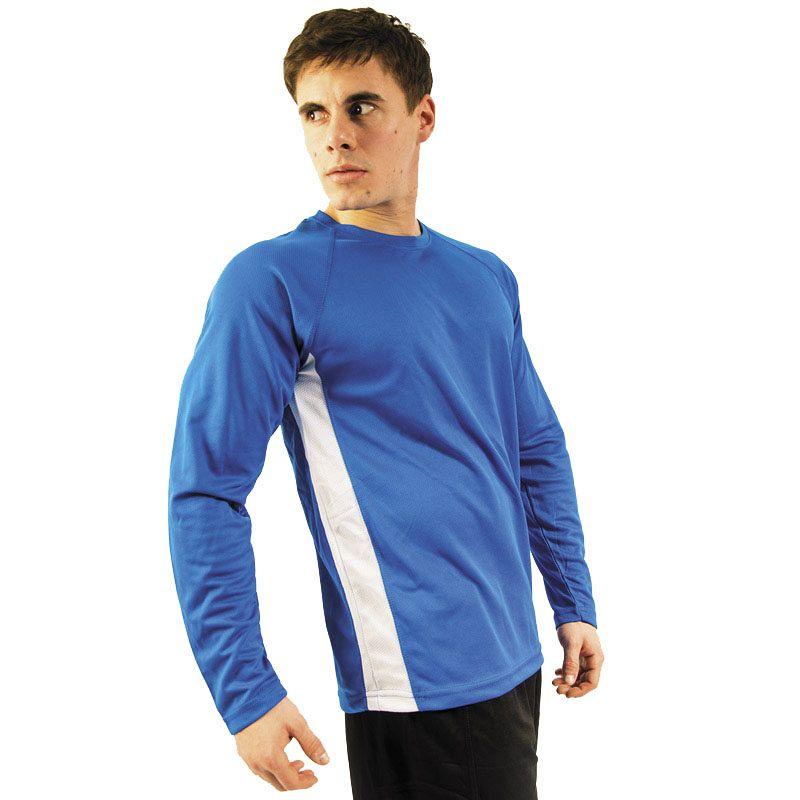 Camiseta Tecnica manga larga Bicolor