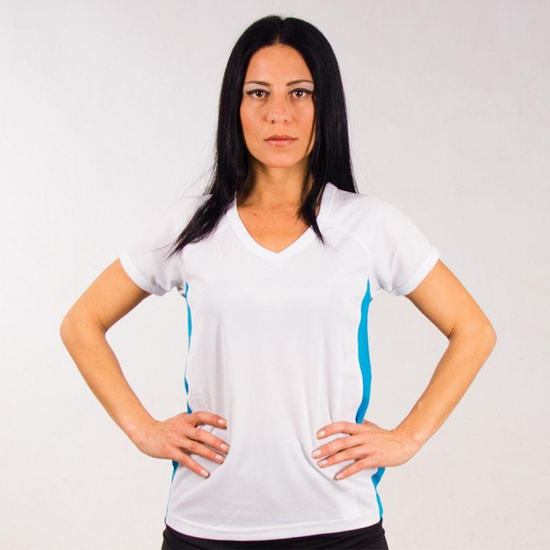 Camiseta Tecnica manga corta Mujer