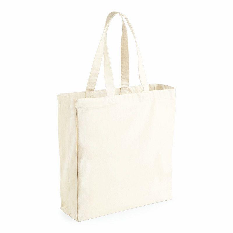 Canvas Classic Shopper Natural