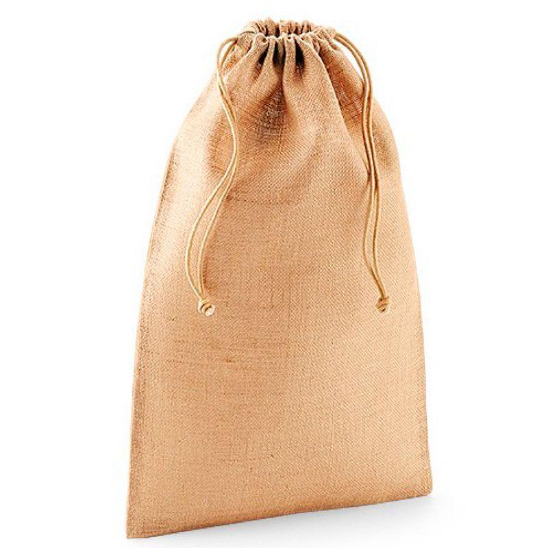Bolsa Saco Yute Natural Xs