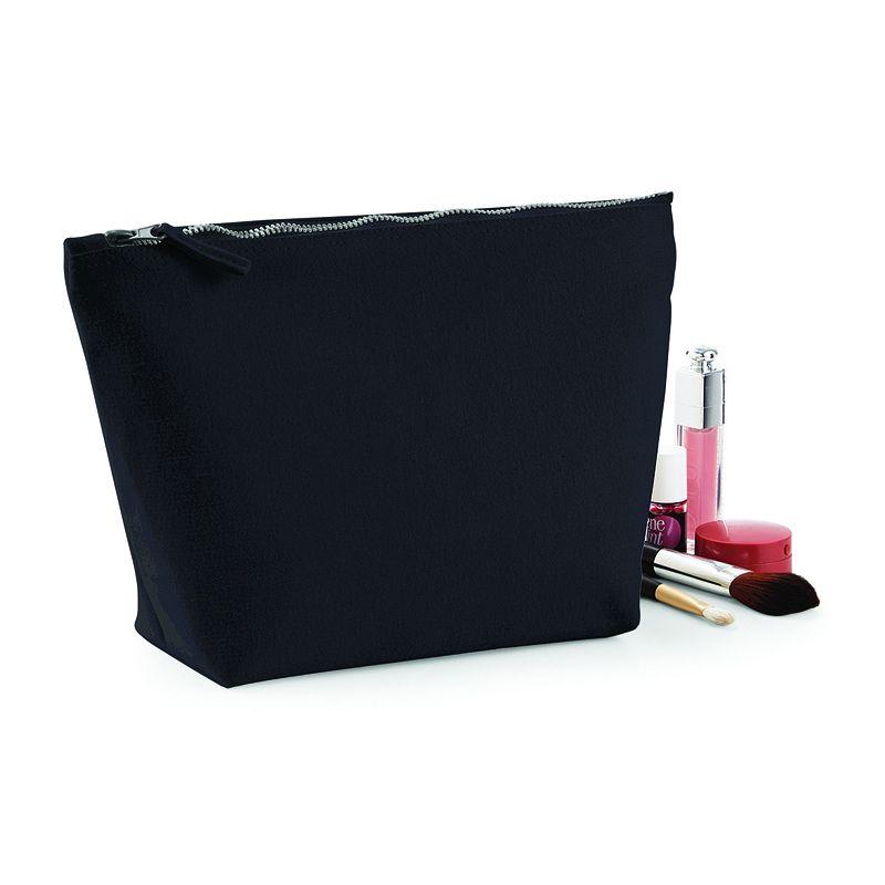 Black Canvas Bag L