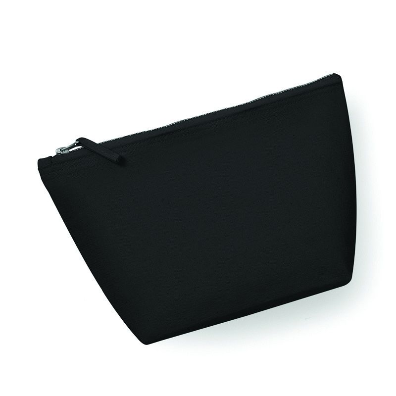 Black Canvas Bag M